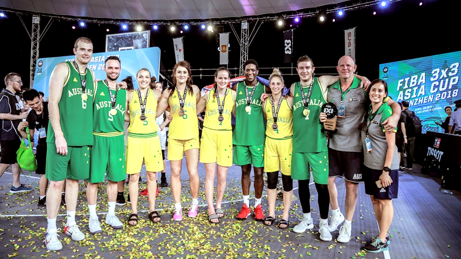 Driving The Culture of 3×3 Basketball in Australia – David Biwer