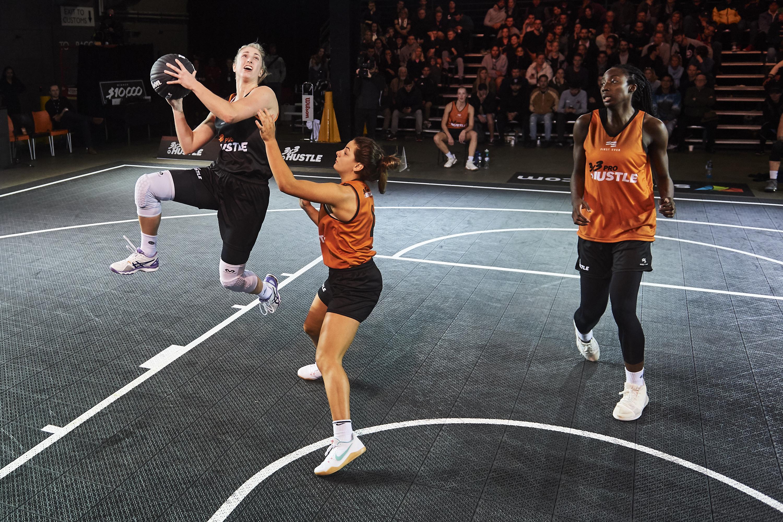 FIBA 3×3 Announce Women's Pro Tour