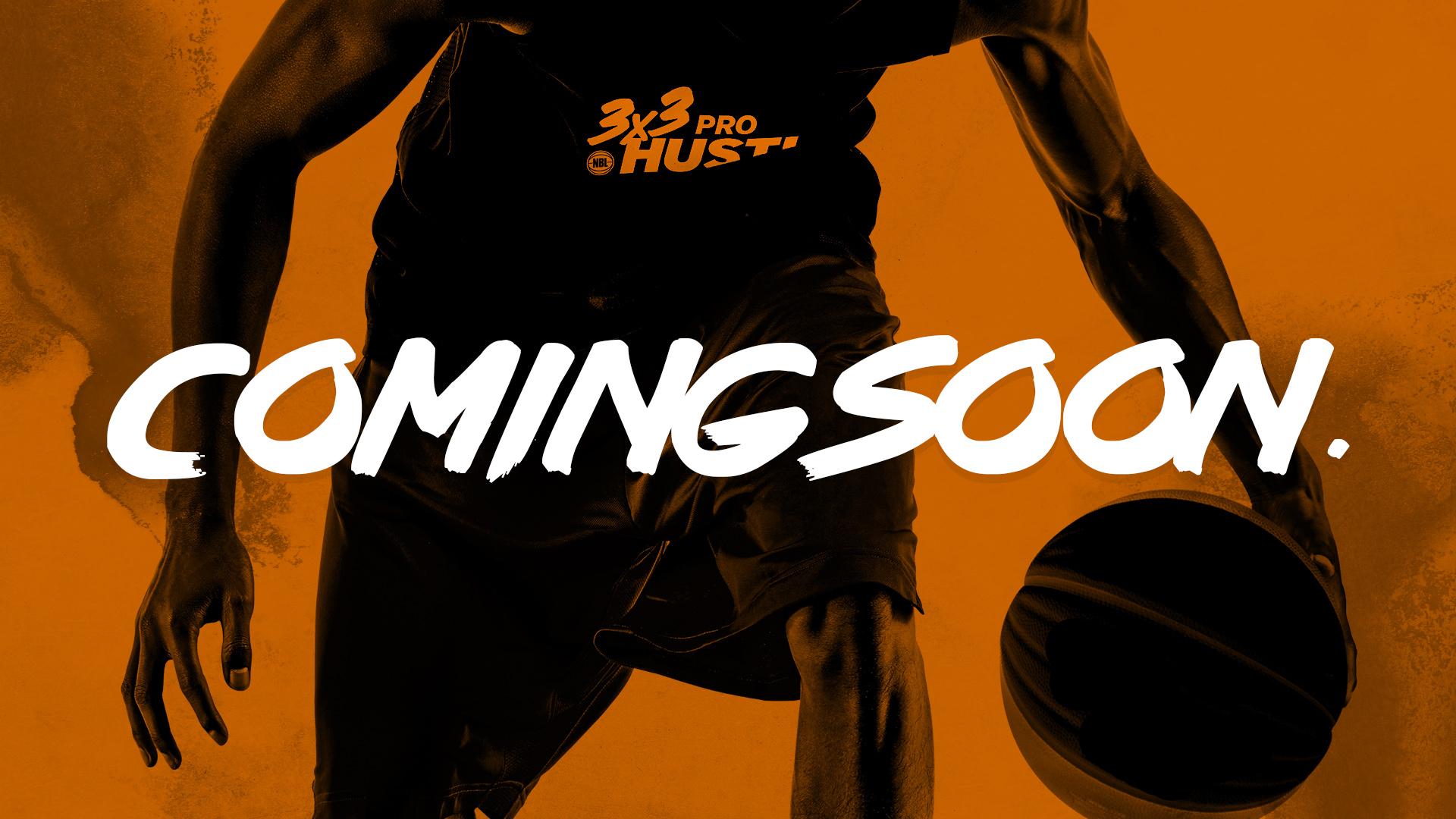 2019 NBL 3×3 Pro Hustle Announced