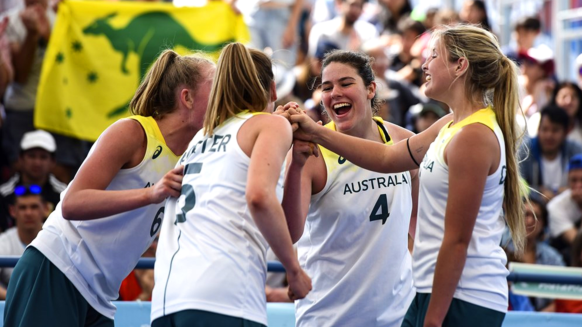 Australia are Quarter-Finals Bound in the 3×3 Youth Olympics