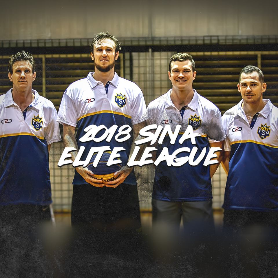 TSV 3x3 Team prepare to head to China for the 2018 SINA Elite League