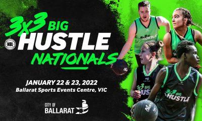 3x3Hustle Big Hustle National Championships Ballarat VIC